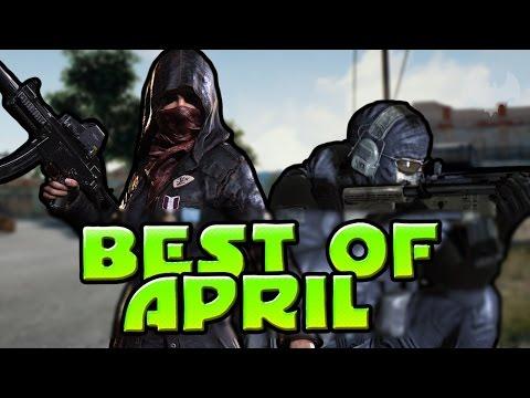 BEST OF APRIL - ♠ HIGHLIGHT VIDEO ♠ - Dhalucard