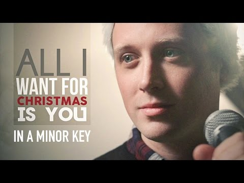 """All I Want For Christmas Is You"" (MINOR KEY VERSION)"
