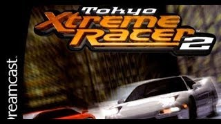 Tokyo Xtreme Racer 2 - Game de Racha estilo Velozes e Furiosos para Dreamcast