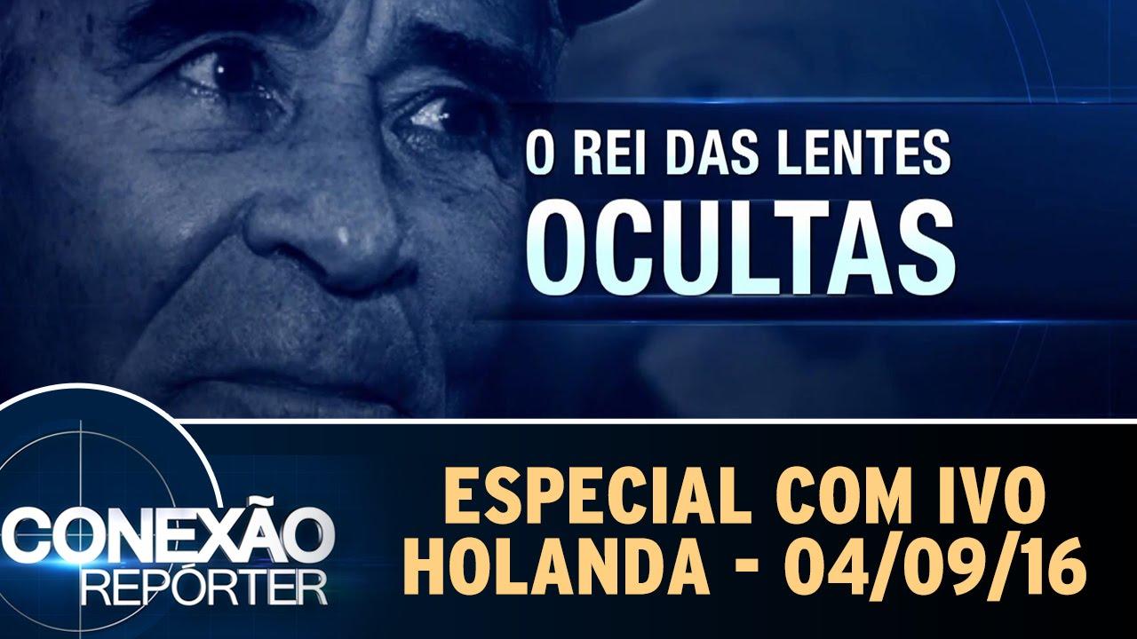 Conexão Repórter (05/09/16) - Especial sobre a trajetória de Ivo Holanda