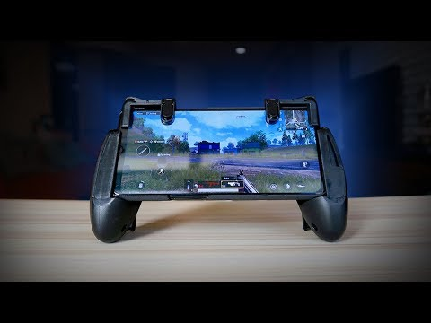 PUBG Mobile Game Controller (Triggers & Portable Grip) | Unbox Everything Philippines