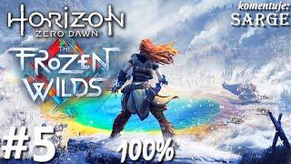 Zagrajmy w Horizon Zero Dawn: The Frozen Wilds DLC PL (100%) odc. 5 - Ourea