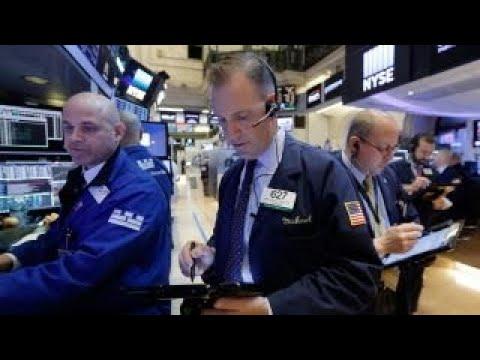Stocks react to Aprils jobs report