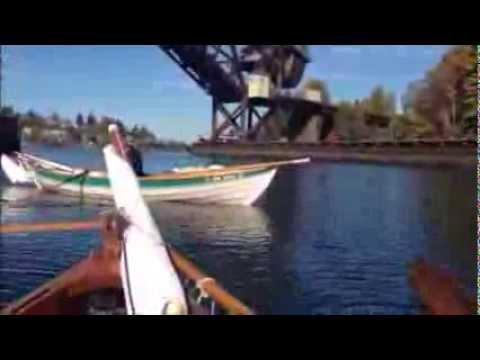 Greater Seattle Harbor by Sail & Oar™