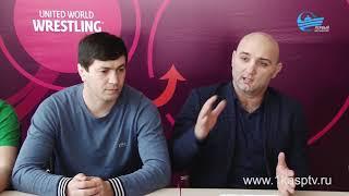 Греко римская борьба и ее развитие в регионе обсудили на пресс конференции  во Дворце спорта и молод