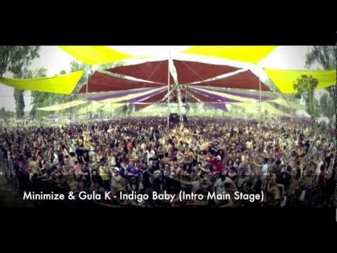 Minimize & Gula K - Indigo Baby (Intro Main Stage) [Vocal Mix]