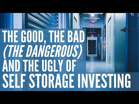 The Good, Bad (the Dangerous) and the Ugly of Self Storage Investing with Scott Meyers