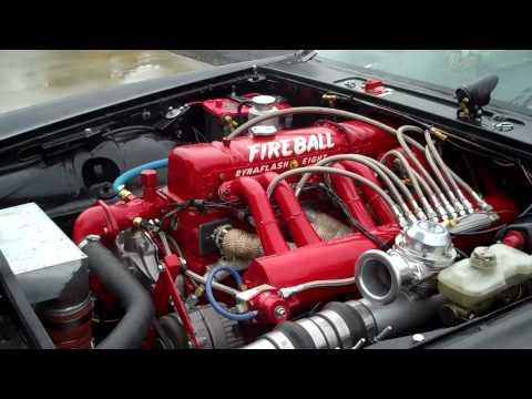 Salt Cat Racing - The BIG Engine - Straight 8, 367 C.I.