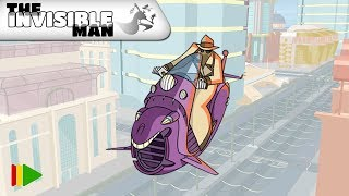 The Invisible Man - 01 - A mask for two | Full Episode |