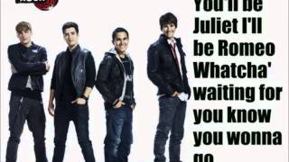 Love Me Love Me - Big Time Rush Lyrics