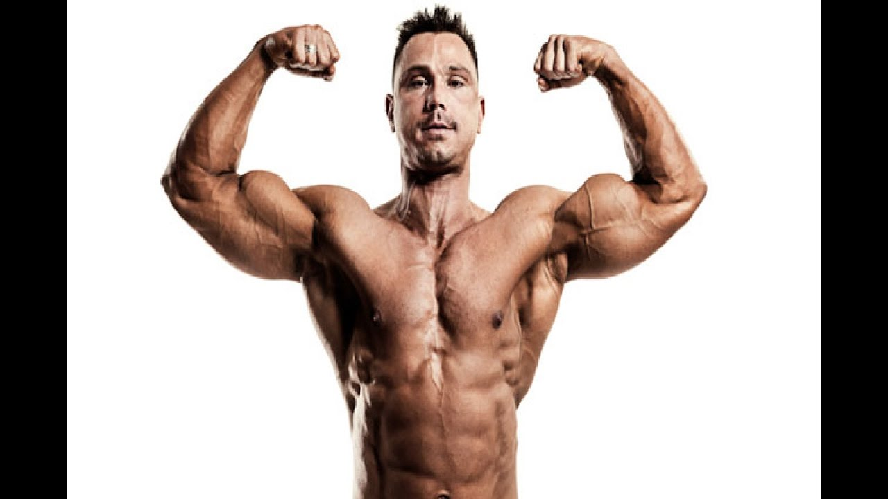Does flexing your muscles make them bigger