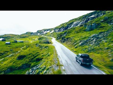 3000km Norway roadtrip 2017