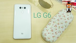 LG G6 Hands on - Best LG Smartphone Ever