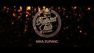 Nika Zupanc with Scarlet Splendour at Salone 2019