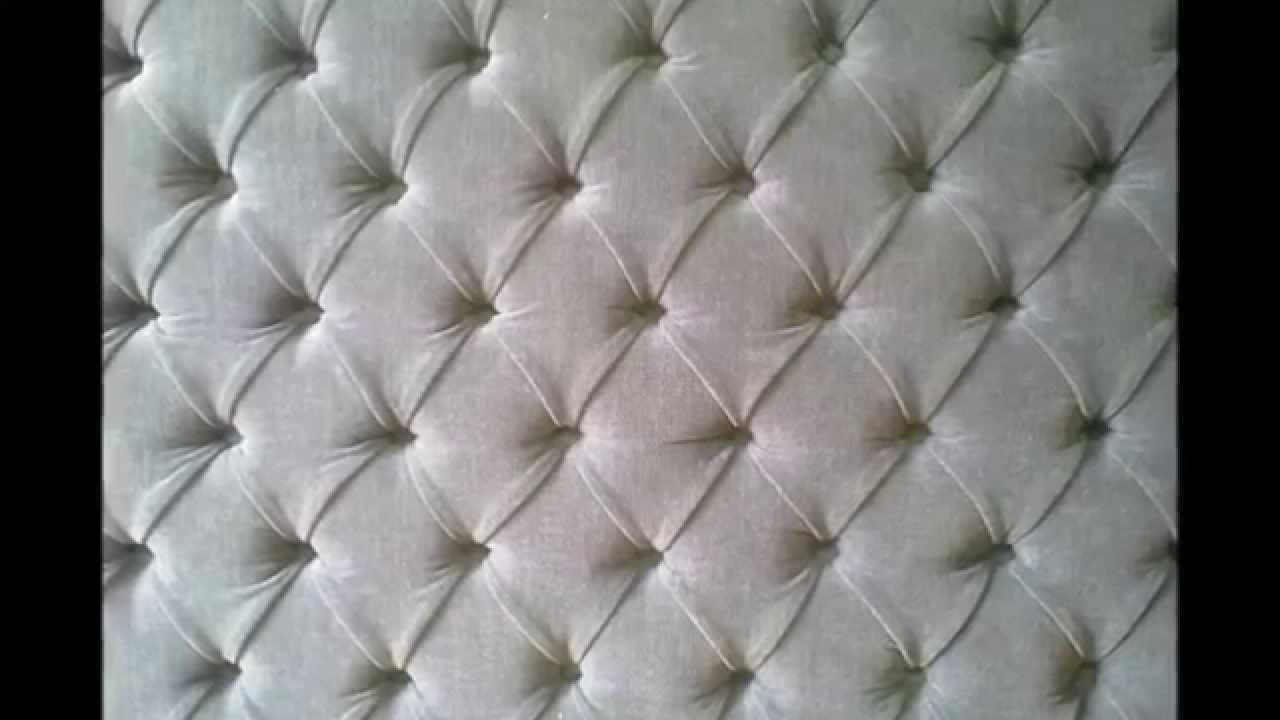 hacer cabecero tapizado