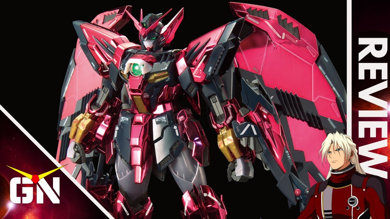 A Gorgeous Nubs Mess MG 1/100 Epyon EW Special Coating LIMITED Edition | REVIEW