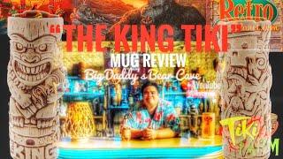 The King Tiki Mug By Tiki Farm Review \u0026 Unboxing From Retro Planet