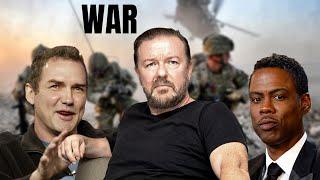 Comedians on WAR