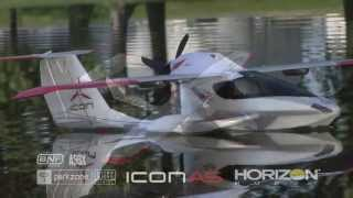 ultra micro icon a5 bnf with as3x technology by parkzone
