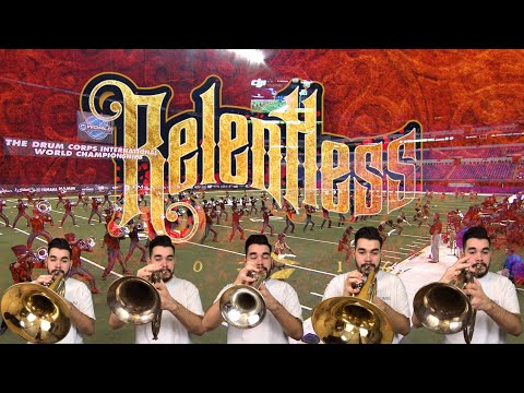 Carolina Crown 2016  Relentless  Multitrack  Antonio Cabrera