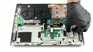 Acer Aspire 7 (A715-73) - disassembly and upgrade options