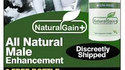 Natural Gain Plus Male Enhancement
