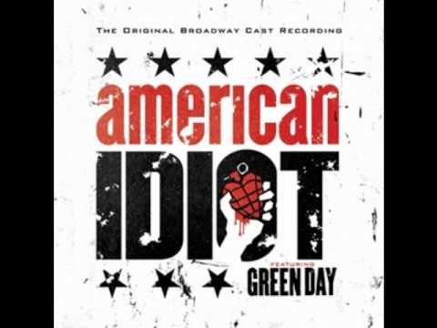 Green Day - Boulevard Of Broken Dreams - The Original Broadway Cast Recording
