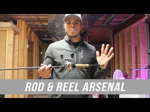 rod-&-reel-arsenal-(falcon,-shimano-&-dobyns)
