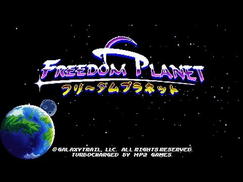 Dexter Corey - Freedom Planet - Finale