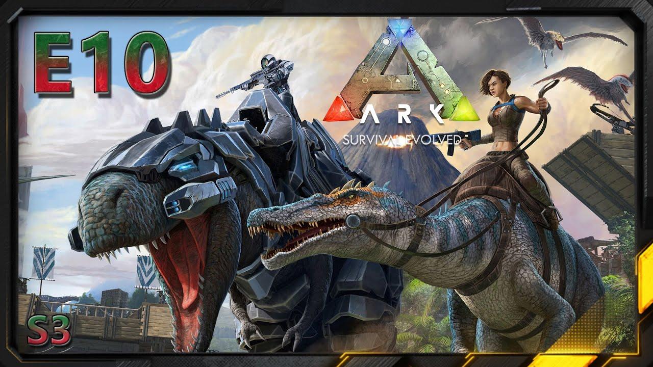 Download 🦖 ARK: The Island - S3 E10 - Dino Epopeja - Granie z widzami