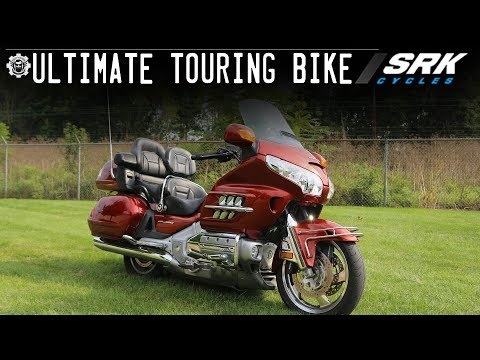 Watch this before you buy a Goldwing