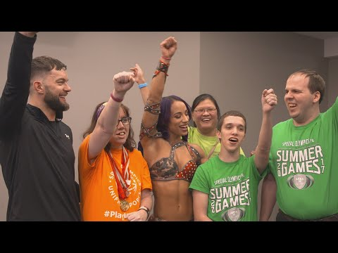 """""""The Boss Club"""" and Special Olympics are """"Too Sweet!"""""""