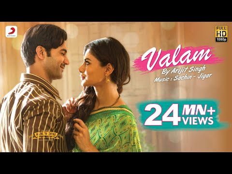 Valam - Made In China | Arijit Singh, Priya Saraiya | Rajkummar Rao & Mouni Roy