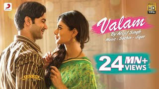 Valam Made In China | Arijit Singh, Priya Saraiya | Rajkummar Rao & Mouni Roy | Sachin Jigar