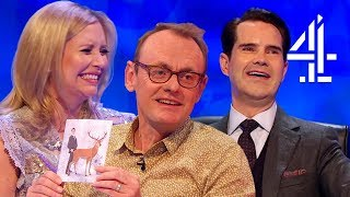 Sean's Celeb Xmas Cards & Jimmy's Festive Joke for Rachel! | 8 Out of 10 Cats Does Countdown