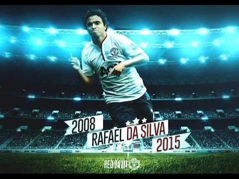 RAFAEL DA SILVA | THANKS FOR EVERYTHING | 2008-2015