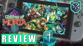 Children of Morta Switch Review-BEST INDIE of 2019? (Video Game Video Review)