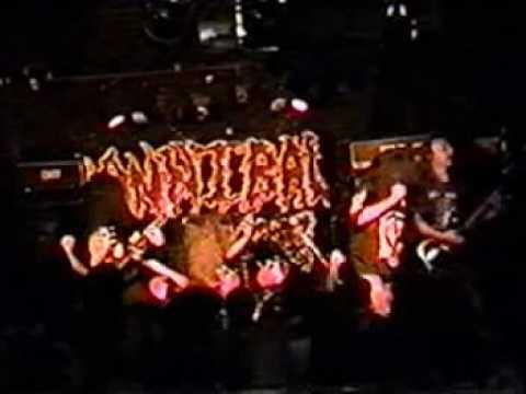 Cannibal Corpse - Return To Flesh (En Vivo)(Live)1994