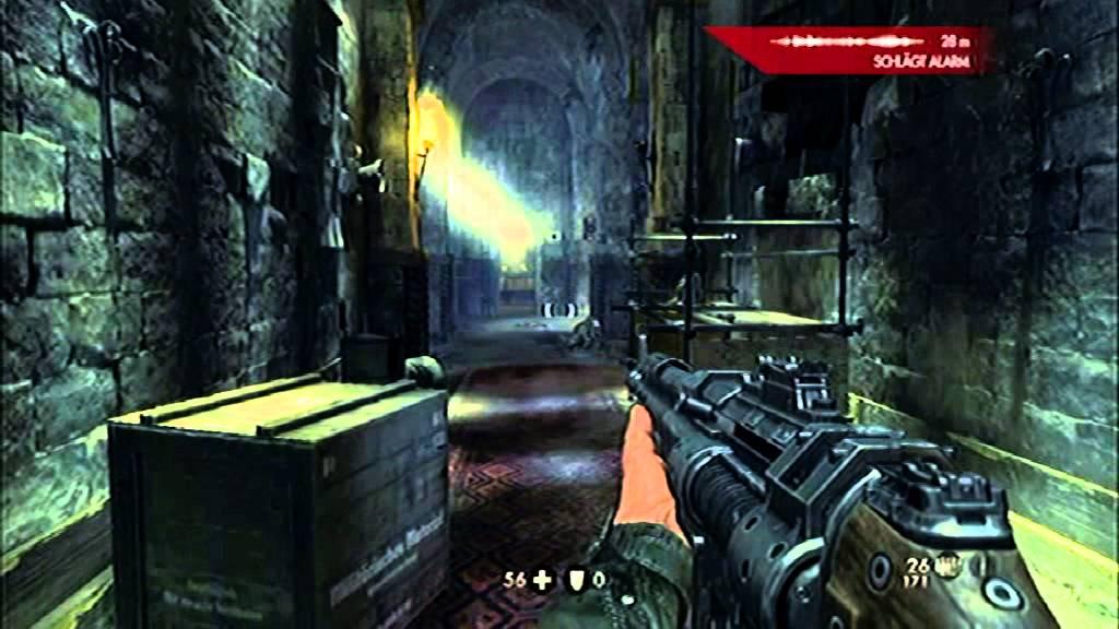Wolfenstein The New Order Gameplay Let's Play Wolfenstein...