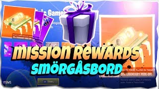 *GIFTS* WE GOT OUR ITEMS BACK! | Gifts From Epic Games| smorgasbord llama | Fortnite STW