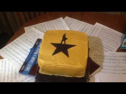 Easy to Make Hamilton Cake- A Frugal Chick