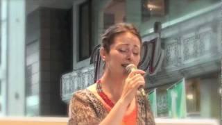"""愛燦燦 """"Ai San San""""  -Amalia Neculaes"""