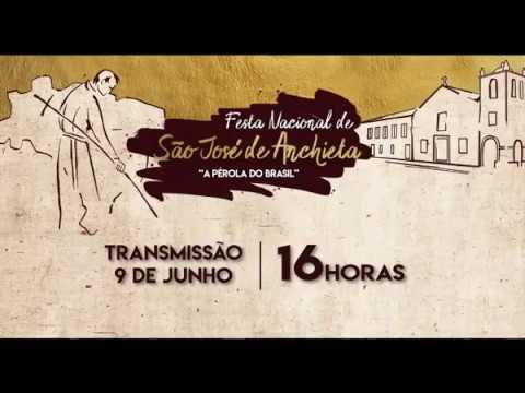 Santuário Nacional de São José de Anchieta - AO VIVO na Rede Século 21