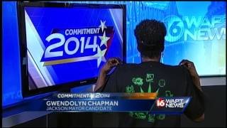 Commitment 2014: Gwendolyn Chapman