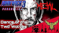 John Wick: Chapter 3 - Dance of the Two Wolves 【Intense Symphonic Metal Cover】