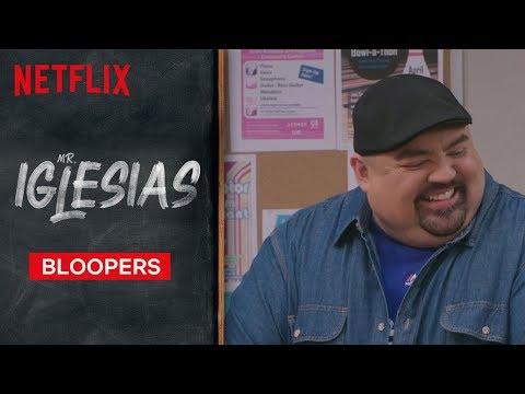 Mr. Iglesias Bloopers   Netflix