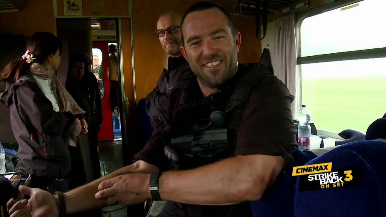 Strike back season 3 sex scenes