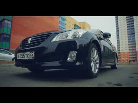 Тест драйв Toyota Crown