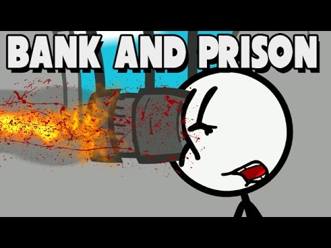 Breaking the Bank and Escaping the Prison Gameplay German