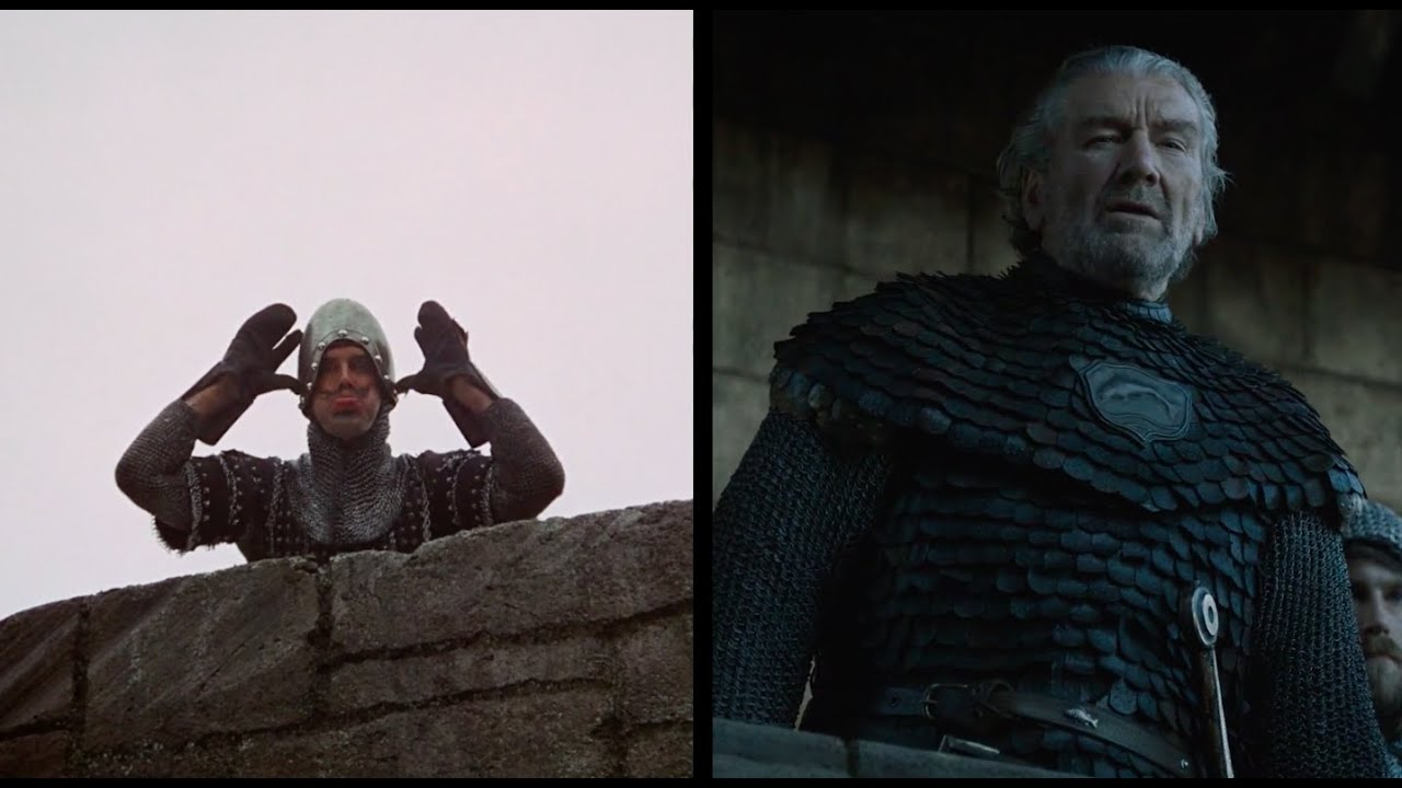 Its Just A Flesh Wound Blackfish Game Of Thrones Monty Python Moment YouTube
